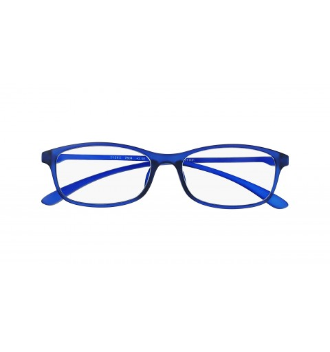 FLEXIBLE BLUE - Reading glasses - model for man - 7604
